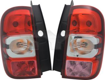 11-12751-01-2 TYC Tail Lamp Unit