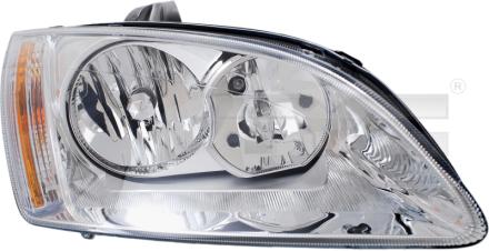 20-0963-05-2 TYC Head Lamp
