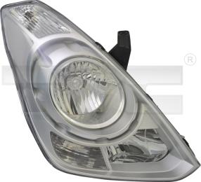 20-12069-15-2 TYC Head Lamp