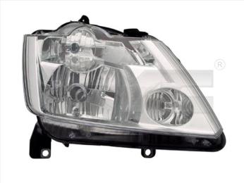 20-0521-05-2 TYC Head Lamp
