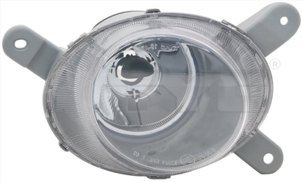 19-0765-01-9 TYC Fog Lamp Unit