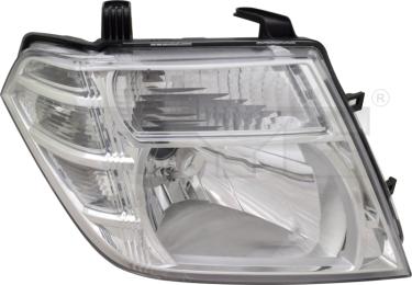 20-15283-05-2 TYC Head Lamp
