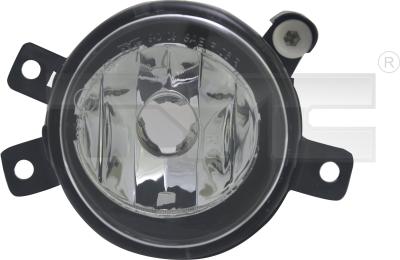 19-12103-01-9 TYC Fog Lamp Unit