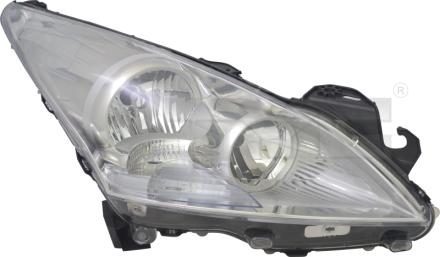 20-14145-05-2 TYC Head Lamp