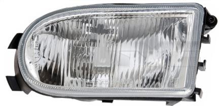 19-0587-05-2 TYC Fog Lamp
