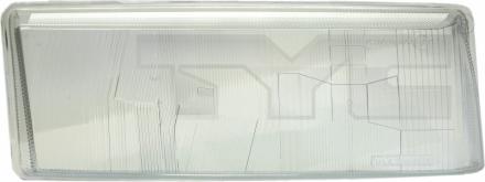 20-5401-LA-1 TYC Head Lamp Lens