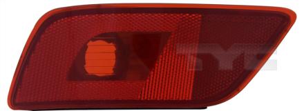 17-5800-16-9 TYC Rear Fog Lamp