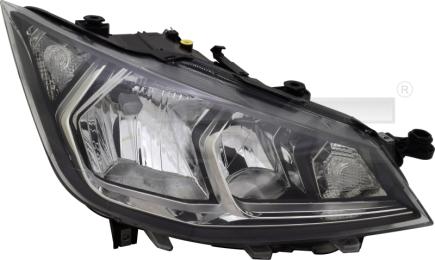 20-16155-05-2 TYC Head Lamp