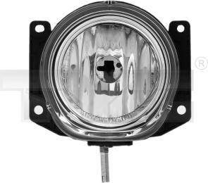 19-0599-05-2 TYC Fog Lamp