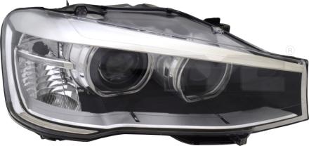 20-16579-06-9 TYC Head Lamp