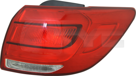 11-12917-15-2 TYC Outer Tail Lamp