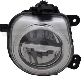 19-12571-00-9 TYC Fog Lamp Assy