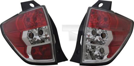 11-14927-05-9 TYC Tail Lamp