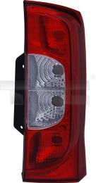 11-11829-11-2 TYC Tail Lamp Unit