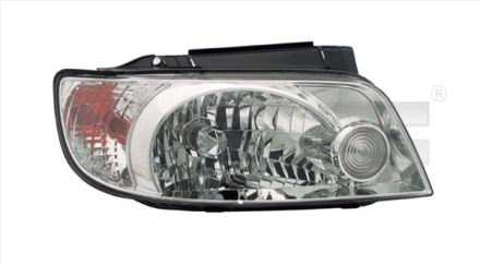20-0417001 TYC Head Lamp