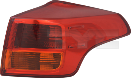 11-12633-01-2 TYC Outer Tail Lamp Unit