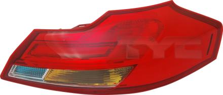 11-11801-01-2 TYC Tail Lamp Unit