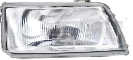 20-5617-05-2 TYC Head Lamp
