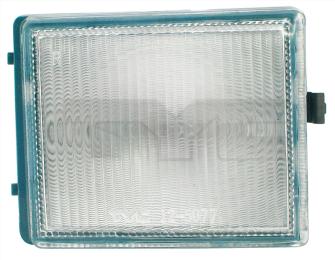 12-5077-01-2 TYC Bumper Plate