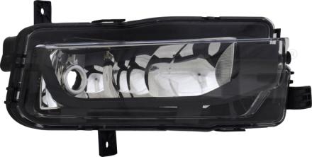19-12687-01-2 TYC Fog Lamp Unit