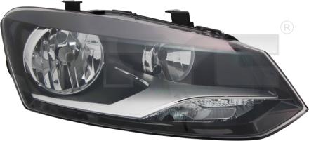 20-12035-00-21 TYC Head Lamp