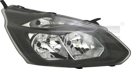 20-14833-05-2 TYC Head Lamp
