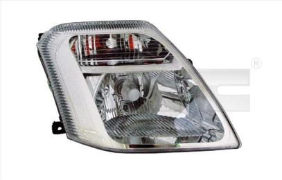 20-0413-05-2 TYC Head Lamp