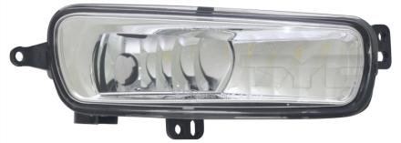 19-6147-01-9 TYC Fog Lamp Unit