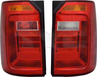 11-12971-01-2 TYC Tail Lamp Unit