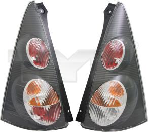 11-11779-01-2 TYC Tail Lamp Unit