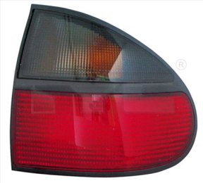11-0461-01-2 TYC Outer Tail Lamp Unit