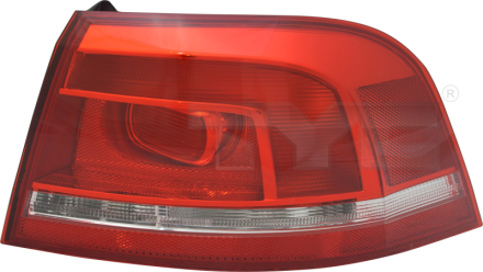 11-12483-01-2 TYC Outer Tail Lamp Unit
