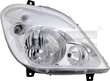 20-11813-15-2 TYC Head Lamp