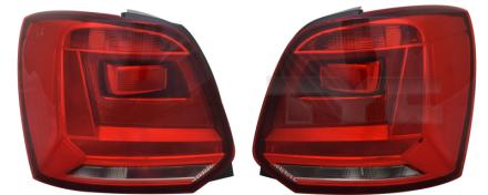 11-12605-01-2 TYC Tail Lamp Unit