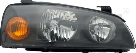 20-0421-05-2 TYC Head Lamp