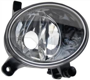 19-0647-01-9 TYC Fog Lamp Unit