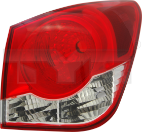 11-11723-01-9 TYC Outer Tail Lamp Unit