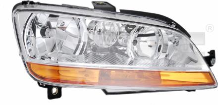 20-0455-05-2 TYC Head Lamp