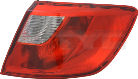 11-12303-01-2 TYC Outer Tail Lamp Unit