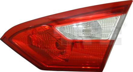 17-0407-01-2 TYC Inner Tail Lamp Unit