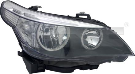 20-0937-05-9 TYC Head Lamp