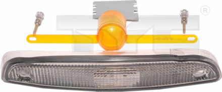 12-5001-LA-3 TYC Front Blinker Lens