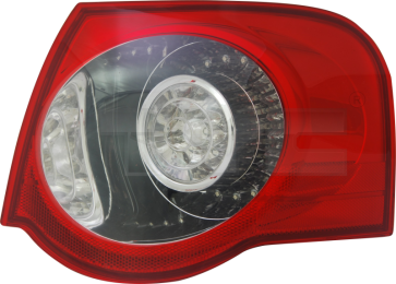 11-11867-00-2 TYC Outer Tail Lamp Assy