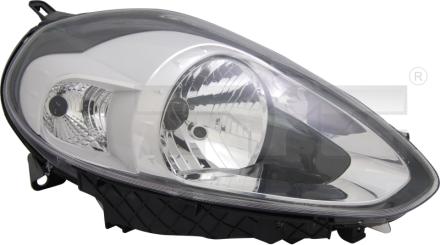 20-12261-00-21 TYC Head Lamp