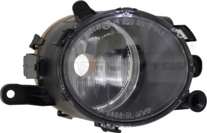 19-14259-01-2 TYC Fog Lamp Unit