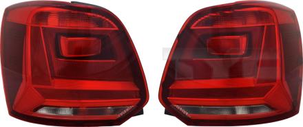 11-12605-31-2 TYC Tail Lamp Unit