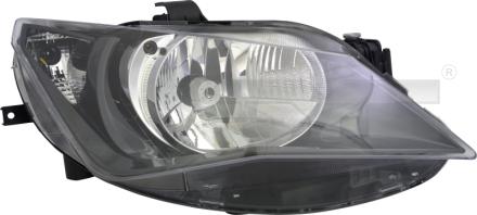 20-14371-05-2 TYC Head Lamp