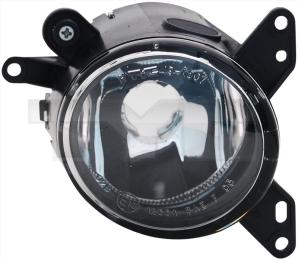 19-0807-01-9 TYC Fog Lamp Unit