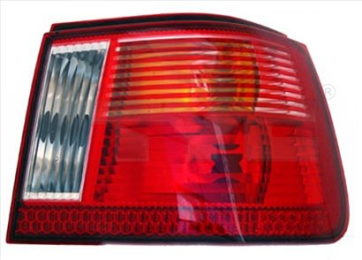 11-0125-01-2 TYC Outer Tail Lamp Unit