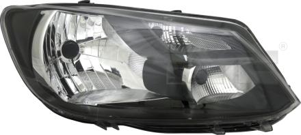 20-12473-15-2 TYC Head Lamp